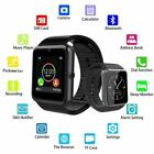 LATEST SMART WATCH WITH TOUCH SCREEN TEXT CALL MIC SPEAKER FOR IPHONE SAMSUNG LG