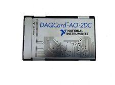NATIONAL INSTRUMENTS NI DAQCard-AO-2DC PCMCIA, Analog Output