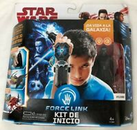 Spanish Star Wars Force Link Starter Kit With Kylo Ren BNIB Christmas Gift #NG