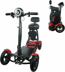 City Slicker United Mobility Electric Scooters Foldable Lightweight Powerful