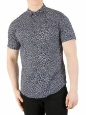 Tommy Hilfiger Short Sleeve 100% Cotton Casual Shirts for Men
