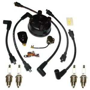 Tune Up Kit Fits Ford NAA, 600, 601, 701, 801, 901 with Side Mount Distributor