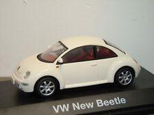 VW Volkswagen New Beetle - Schuco 1:43 in Box *34932