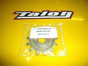YAMAHA YZ 125 KAWASAKI KX 125 TALON FRONT SPROCKET SPS10913