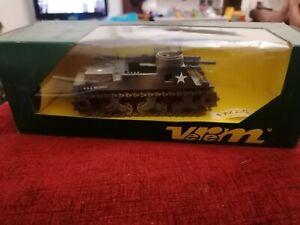 Verem Military 9008 M7 B1 Priest USA 1942 Tank Near Mint In Box