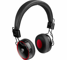 Goji GONBT15 Wireless Bluetooth Headphones With Volume Control Black