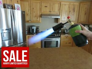 Torch Attachment Flamethrower Searing For Sous Vide Circulator By SearPro !!!