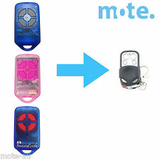 ATA PTX4 Compatible Garage/Gate Door Remote GDO 2v5/2v6/2v7/4v3/4v4/4v5/4v6/6v1
