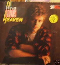 """Bryan Adams - Heaven 4 track German 12"""""""