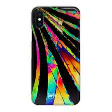 UpRosa Slim Line Microscope Image Case for Apple iPhone X/XS - Topaz Cleavage