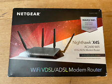 NETGEAR D7800 2600 Mbps 10/100 Wireless B Router (D7800100UKS)