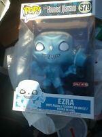 Funko Pop Haunted Mansion 10 Inch Ezra Disney Target Exclusive NEW IN BOX