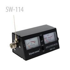 SURECOm SW-114 SWR/RF/Field Strength Test Power Meter (126372)
