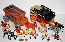 Vintage Fisher Price IMAGINEXT  TOY LOT