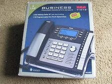 Brand New RCA VISYS 25424RE1 4-Line Business Expandable Corded Phone System