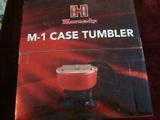 Brnad New! Hornady M-1 Case Tumbler! New In Sealed Box!