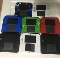 "Nintendo 2DS  15 games select options & color Free ""16GB"" SD CARD"