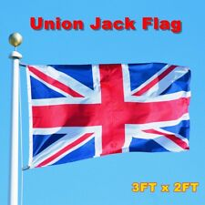 3FT x 2FT 95cm x 60cm Union Jack Flag Great Britain United Kingdom UK Banner