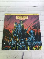 Streets of Fire A Rock & Roll Fable 1985 MCA LD Laserdisc 40085 NEW SEALED