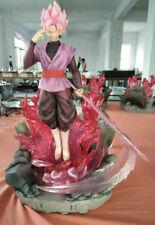 DragonBall Z Super Saiyan Rosé ROSE GOKU GK Resin Statue Figure W/LED Collection