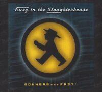 FURY IN THE SLAUGHTERHOUSE / NOWHERE... FAST - DIGIPACK CD 2006 * NEU *