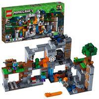LEGO® Minecraft™ - The Bedrock Adventures 21147 644 Pcs