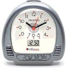 Réveils et radios-réveils numérique avec alarme double pour la chambre à coucher