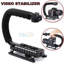 Stabilizing Bracket C-Shape Handle Grip Pro Handheld Mount for DSLR Camera GoPro