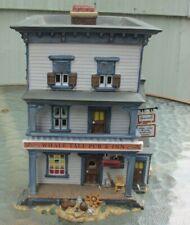 Dept 56 New England Village Series Whale Tale Pub & Inn 56.56652