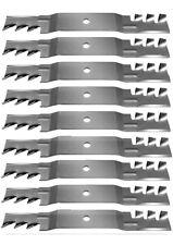 "TORO 50"" TIMECUTTER Z MOWER DECK GATOR BLADES (9) 110-6837-03 112-9759-03"