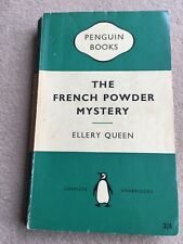 Ellery Queen: The French Powder Mystery & The Dutch Shoe Mystery