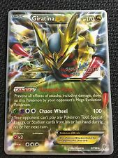 Pokemon TCG : GIRATINA EX 57/98 World Championship PROMO