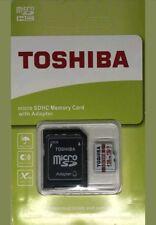 128 GB Toshiba Micro SD SDXC Tarjeta EXCERIA M302 90MB/sec clase 10 + SD Adap