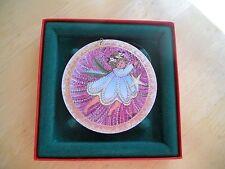 Anna Perenna Art - Angel Child III - Dated 1994 - # D244/5000 - IOB with COA
