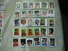 10 FKS Soccer Stars Stickers Soccer 82 - choose from list.