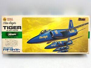 "Hasegawa Model Plane - F11F-1 Tiger ""Blue Angels"" US Navy Fighter"