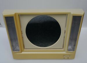 Vintage Connie Stevens Portable Mirror With Lights
