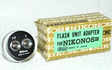 Boîtiers étanches Nikon pour appareil photo et caméscope