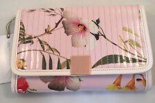 TED Baker BOTANICA Bloom iPad xbody pochette rosa modello univoco per ciascun sacco
