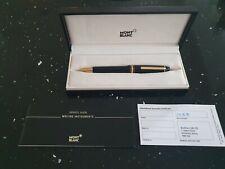 More details for mont blanc meisterstuck pen