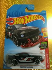 (1) Hot Wheels 2005 Ford Mustang  HW Game Over #5/5  #44/250