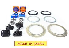 Suzuki Jimny Front Axle Kingpin Swivel Joint Bearings seal Kit x2  Made in Japan