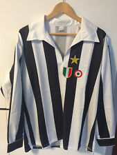JUVENTUS - CHARLES 9 - anno year 1960 1961 - OLD LEGEND JERSEY - nuova new
