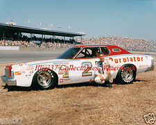 DAVID PEARSON MERCURY MONTEGO DAYTONA 500 NASCAR AUTO RACING 8X10 PHOTO