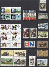 US 1970 Complete Commemorative Year Set of 29 MNH w/ Precancels, 1387//1422*