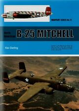 Warpaint Series No.073 - North American B-25 Mitchell  36 Pages     Book