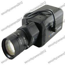 HD Sony 700TVL 6-60mm Varifocal ZOOM/Focal lens Security CCTV Box camera 673/672