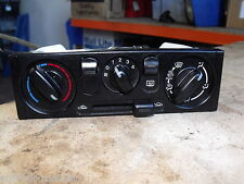 MAZDA MX5 EUNOS (MK2 1998 -2005) HEATER CONTROL PANEL - NON A/C CARS
