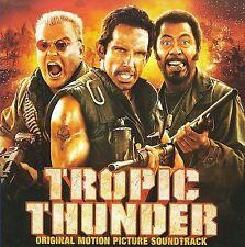 Tropic Thunder [Original Soundtrack] by Original Soundtrack (CD, Aug-2008)