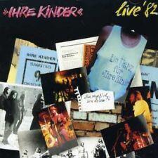 IHRE KINDER: Live '82; SPALAX  CD 14892 RAR! Neu